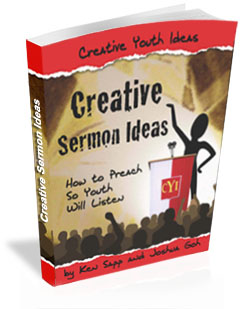 Creative Sermon Ideas Special One Time Offer